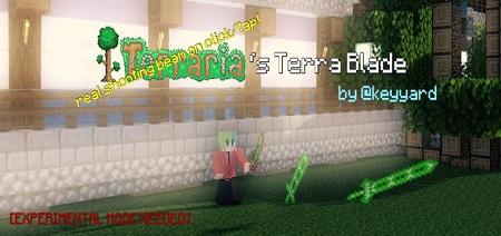 Terrablade Addon 1.14+