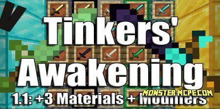 Tinkers' Awakening 1.14+