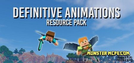 Definitive Animations Texture Pack
