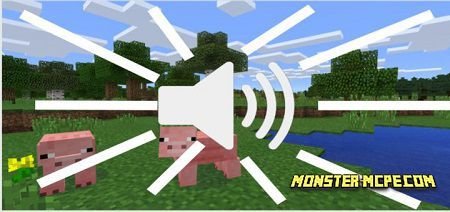 Super Loud Minecraft Noises And Music Addon 1.14+