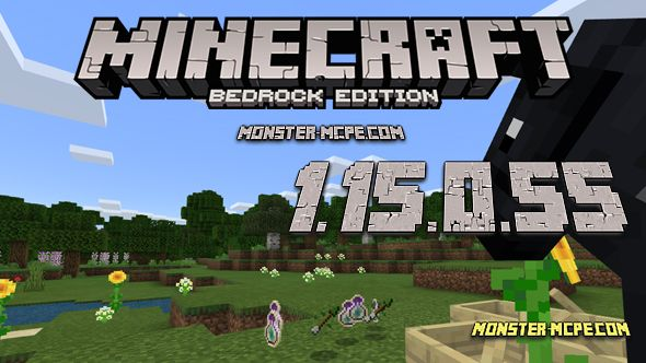 Minecraft 1.15.0.55 for Android