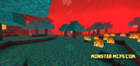 Minecraft Nether Update Concept Add-on 1.14+