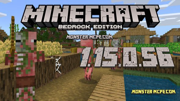 Minecraft 1.15.0.56 for Android