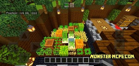 Ultimate Survival Base Map