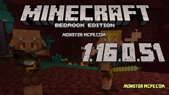 Minecraft 1.16.0.51 for Android