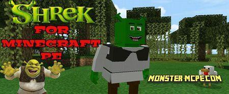 Shrek Addon (BETA) 1.15/1.14+
