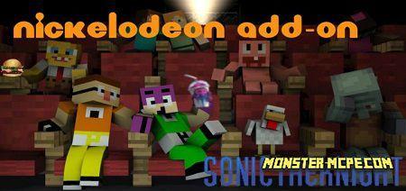 Nickelodeon Addon 1.16/1.15+