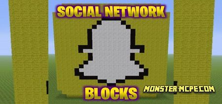 Social Network Blocks Add-on 1.16/1.15+