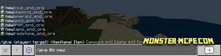 Vanilla End Ores Add-on 1.16/1.15+