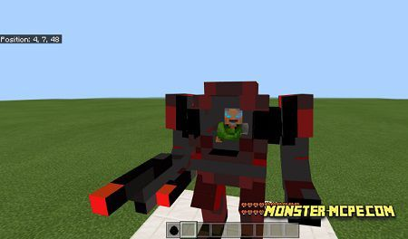 Titan Mech Addon 1.15+
