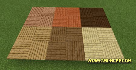 Rotated Planks Add-on 1.16/1.15+