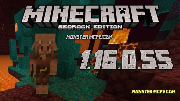 Minecraft 1.16.0.55 for Android