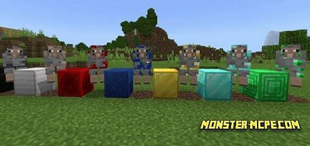 Ore Sheep Add-on 1.15/1.14+