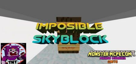 Imposible Skyblock Map