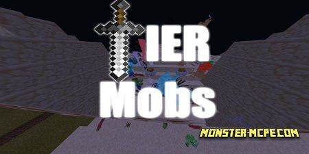 Tier Mobs Add-on 1.15/1.14+
