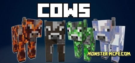 More Cows Add-on 1.15/1.14+