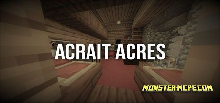 Acrait Acres Map