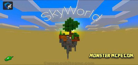 SkyWorld Map