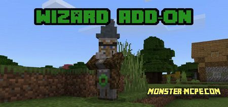 Wizards Add-on 1.15/1.14+