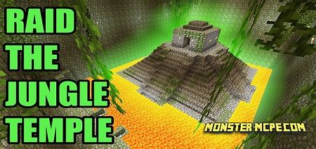 Raid The Jungle Temple! Map