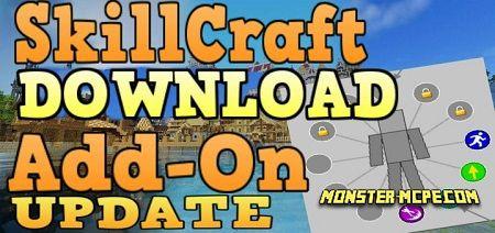 SkillCraft Addon 1.15/1.14+