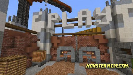 Minecart Madness (Free Trial) Map
