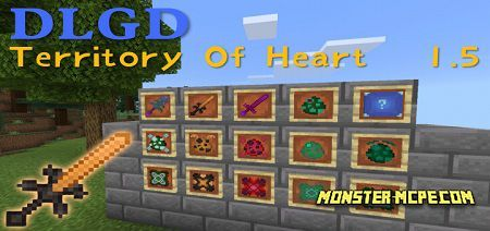 Territory Of Heart Add-on 1.15/1.14+