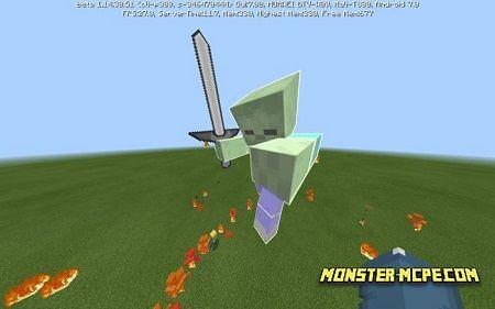Titan Zombie Add-on 1.16/1.15+