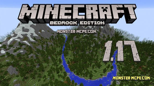 Minecraft 1.17.0 for Android