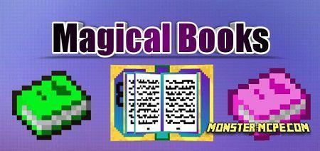 Magical Books Addon 1.16+