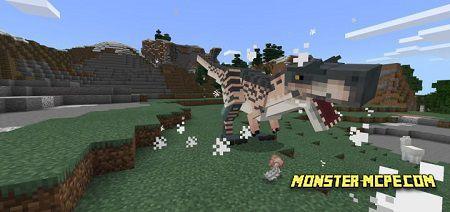 Albertosaurus Addon 1.15/1.14+