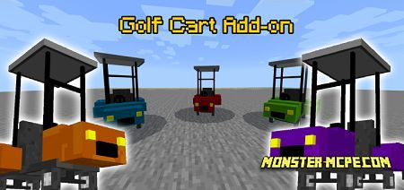 Golf Cart Addon 1.15/1.14+
