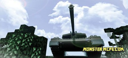 Military Tank Map