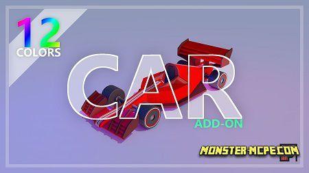 Formula 1 Car Add-on 1.15/1.14+