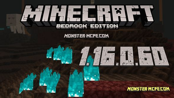 Minecraft 1.16.0.60 for Android