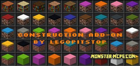Construction Addon Add-on 1.15/1.14+