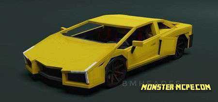 Lamborghini Bmero Add-on 1.16/1.15+