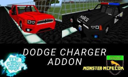 Dodge Charger Addon 1.15/1.14+