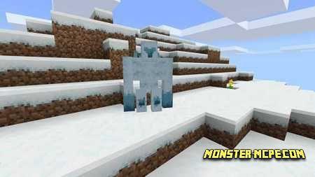 Ice Golem Add-on 1.16/1.15+