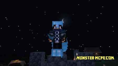 Blue Diamonds Texture Pack