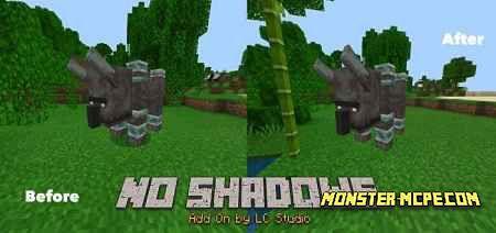 No Shadows Add-on 1.15/1.14+