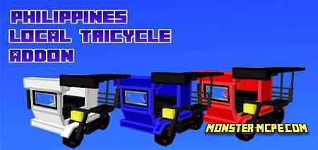 Philippines Local Tricycle Addon 1.16/1.15+