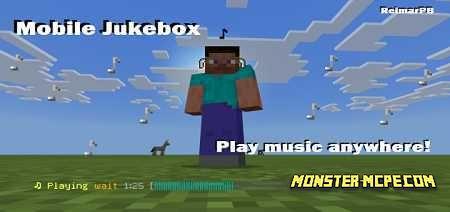 Mobile Jukebox Script 1.15/1.14+