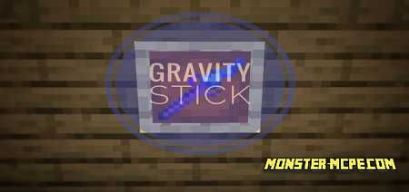 Gravity Stick Add-on 1.15/1.14+