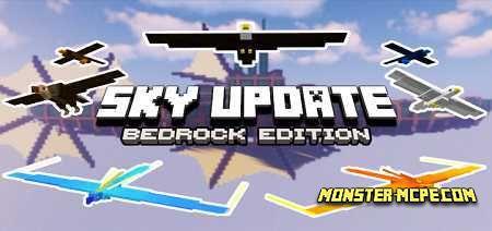 Sky Update Addon 1.16/1.15+