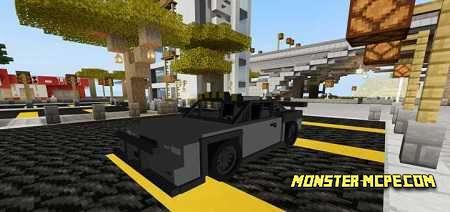 Karma Roadster 1 Addon 1.16/1.15+