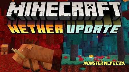Nether Update will be released in the summer