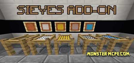 Sieves Add-on 1.15/1.14+