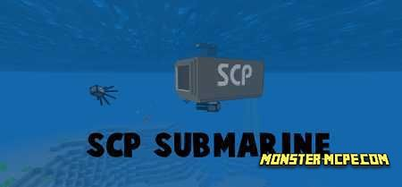 SCP Submarine Add-on 1.15/1.14+
