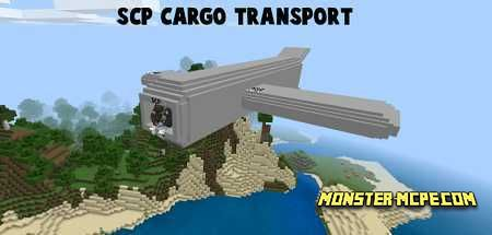 SCP Cargo Transport Add-on 1.16/1.15+